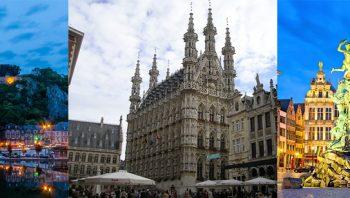 Belgium tourist attractions