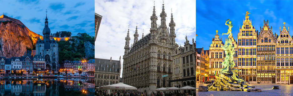 Belgium tourist attractions