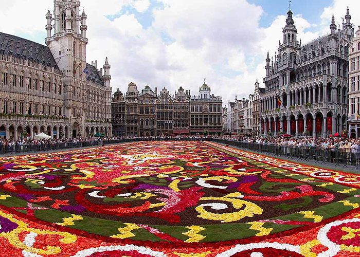 Brussels tourist attraction