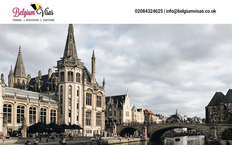 Mini Europe in Belgium