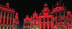 Celebrate Valentine Day in Belgium