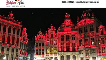 Celebrate Valentine Day in Belgium